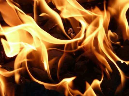 Walking in the Fire